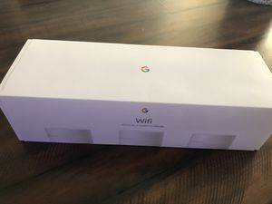 Google WiFi mesh for Sale in Evans, GA