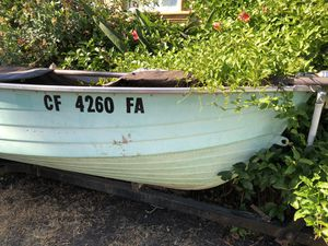 Aluminum Boat 14' for Sale in Hayward, CA