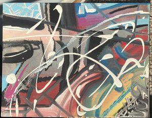 "Orginal Abstract Art ""MODERNER"" for Sale in Churchville, MD"