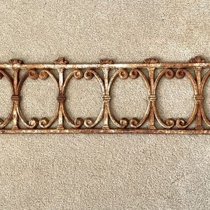 Cast Iron Garden Fence Liner Antique for Sale in Watertown, CT