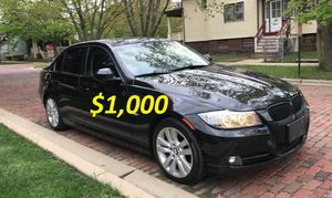 🎁$1,OOO URGENT i selling 2009 BMW 3 Series 335i xDrive AWD 4dr Sedan Runs and drives great beautiful🎁 for Sale in Billings, MT
