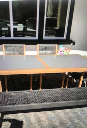 Outdoor Dining Set for Sale in Las Vegas, NV