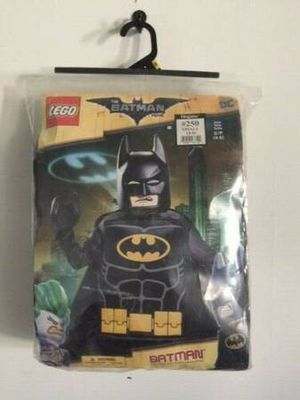 Halloween Costume Dress-Up Lego Batman Movie Child Small 4-6 for Sale in Los Angeles, CA