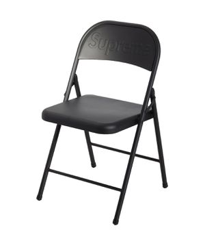 Supreme folding chair (black) for Sale in Los Angeles, CA