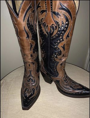 Corral New ladies Western boots size 6.5 new! for Sale in Riverview, FL