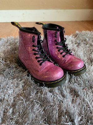 Pink Glitter Boots for Sale in Sanger, CA