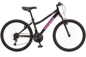 "Mongoose Excursion Mountain Bike, Girls', 24"", Black for Sale in Alpharetta, GA"