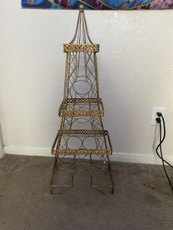 Gold Eiffel Tower for Sale in Houston,  TX