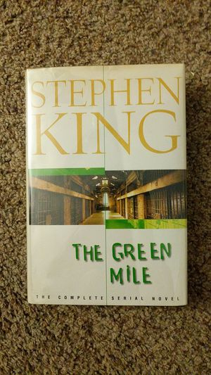 The Green Mile (hardcover) - Stephen King for Sale in Costa Mesa, CA
