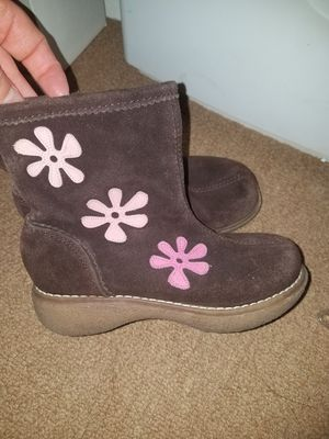 Cherokee boots for girl size 11 for Sale in Arlington Heights, IL