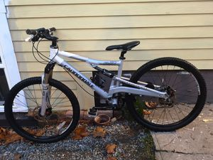 Cannondale full suspension mountain bike for Sale in Seattle, WA
