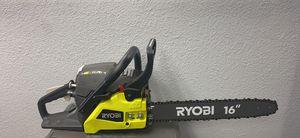 "Ryobi 16"" Gas Chainsaw for Sale in Corona, CA"