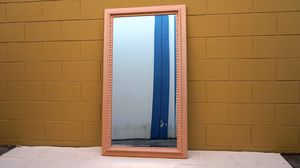 Rose Gold Leaning Mirror for Sale in Covina, CA
