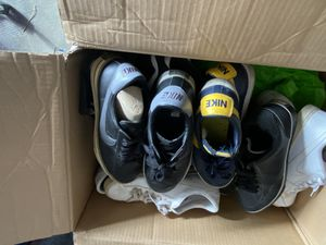 Men's Nike shoes size 10.5-11 for Sale in Perris, CA