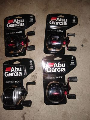 Fishing reel for Sale in Moreno Valley, CA
