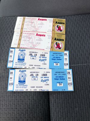 Never used game tickets for Sale in Evansville, IN