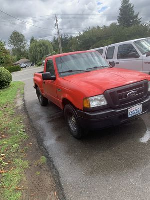 2006 ford ranger 2wd runs drives great for Sale in Kent, WA