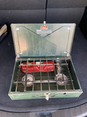 Camping stove and lantern for Sale in Las Vegas, NV