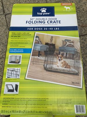 Dog create Top Paw for Sale in Fresno, CA