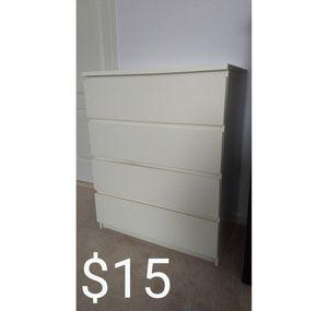 IKEA 4Drawer Chest for Sale in Manassas Park, VA