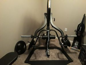 Powertec leverage gym for Sale in Baytown, TX