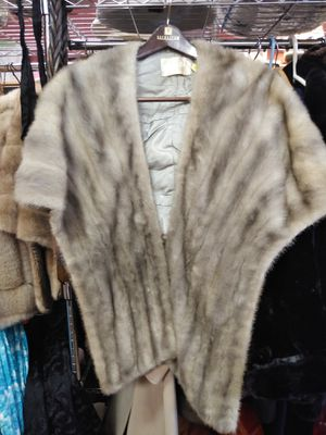Mink shawl for Sale in Portland, OR
