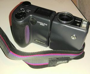 Nikon CoolPix 990 3.2MP Digital Camera for Sale in Brevard, NC