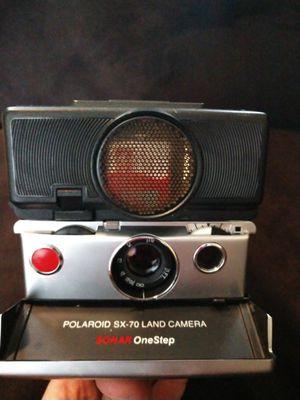 Polaroid SX 70 Sonar One-step for Sale in Denver, CO