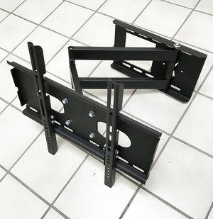"New $25 Full Motion 23""-50"" TV Wall Mount Bracket 180 Degree Swivel Tilt, Max load 100Lbs for Sale in Whittier, CA"