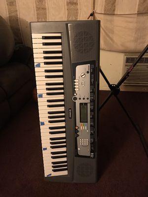 Yamaha Key Portable Keyboard Black for Sale in Los Angeles, CA
