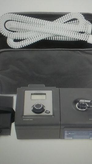 CPAP Machine. Respironics System One with Humidifier. USED for Sale in Eagle Pass, TX