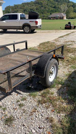 Tilt trailer 5x8 for Sale in Columbia, TN