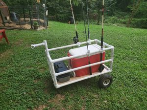 Fishing/ Beach cart for Sale in North Chesterfield, VA