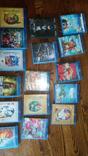 Only dvd copies Disney movies for Sale in Cleveland, OH