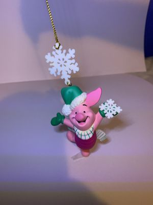 Groiler Disney Piglet From Winnie The Pooh New Boxed President's Edition for Sale in Lake Wales, FL