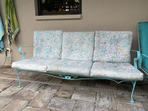 Patio Furniture - Wrought Iron for Sale in Port Charlotte, FL