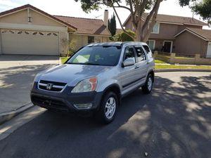 2003 Honda CRV all original runs great for Sale in Lakewood, CA