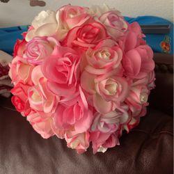 Flower Ball For Room Decor for Sale in San Bernardino,  CA