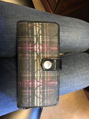 Coach wallet for Sale in Dallas, TX