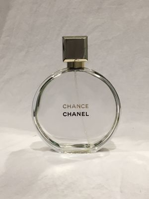 Vintage Chanel Chance Perfume Bottle (no perfume) for Sale in Los Angeles, CA
