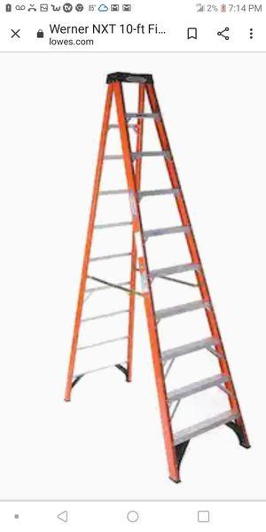 Warner ladder for Sale in Hermitage, TN
