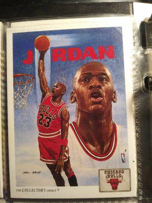 Rare Michael Jordan upper deck card for Sale in Stockton, CA