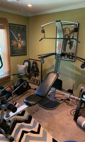 Various home gym for Sale in Alpharetta, GA