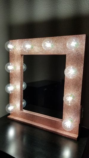 Makeup Vanity Mirror for Sale in Pflugerville, TX