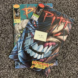 PITT Comics for Sale in Riverside, CA