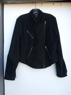 Suede Leather Jacket for Sale in Westminster, CA