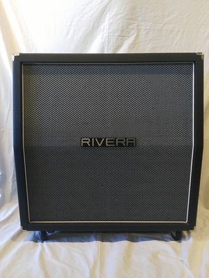 Rivera 4x12 - Solid birch with Vintage 30s. - cash, PayPal or trade! for Sale in Vancouver, WA