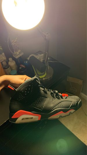 Jordan 6 Infrared Size 12 for Sale in Durham, NC