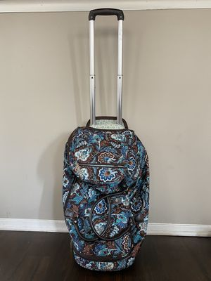 Vera Bradley suitcase / duffel bag for Sale in Chicago, IL