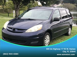 2006 Toyota Sienna for Sale in Haines City, FL